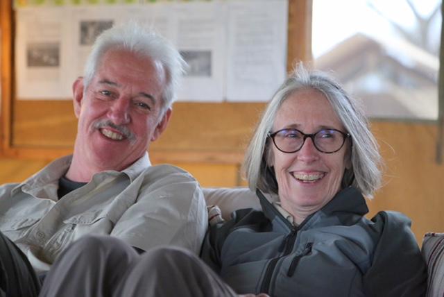 Aurora Dean and Husband - Tanzania and Kenya