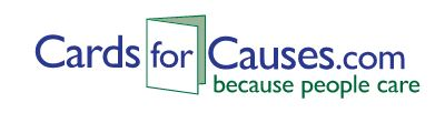 Cards for Causes logo