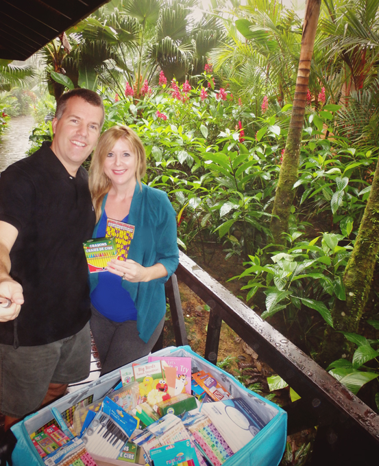 Melissa and Chris 1