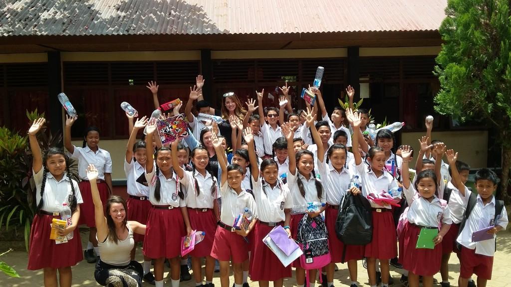 Sanak School Vist