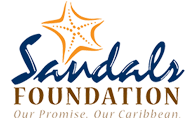 Sandals Foundation logo