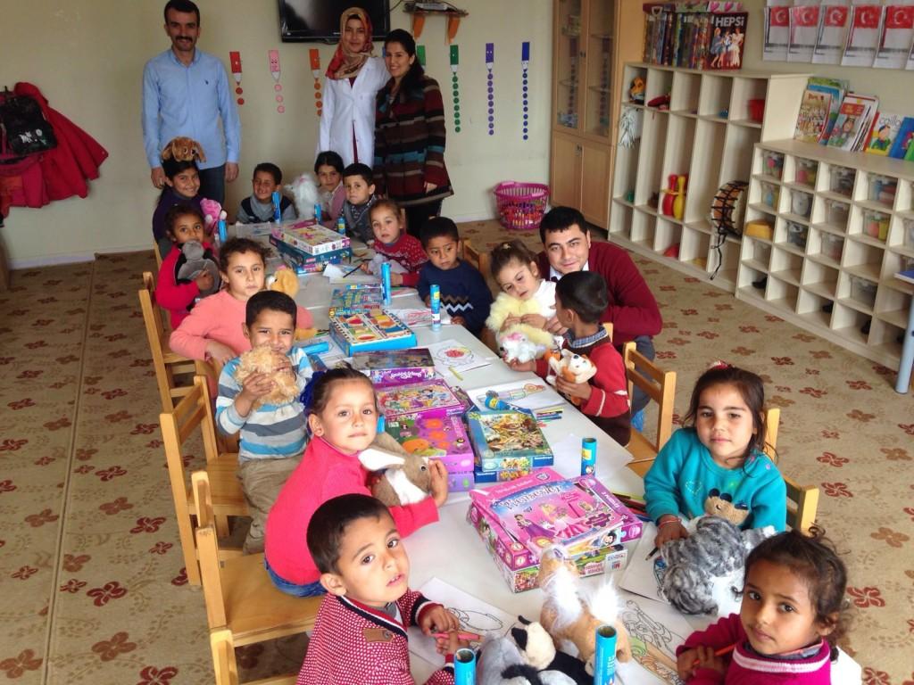 School Supplies Turkey